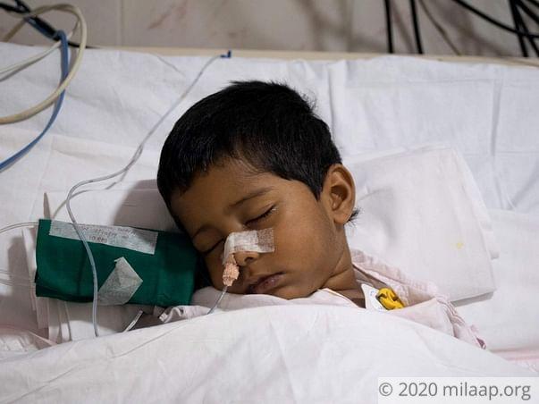 Help Sadaan Irshad Khan Fight Acute Liver Failure