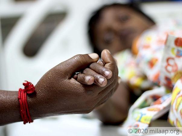 Help Thirupati Undergo A Cardiac Surgery