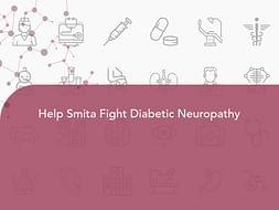 Help Smita Fight Diabetic Neuropathy