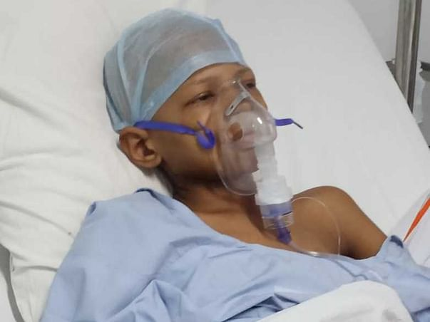 Help My Son Fight And Recover From Cancer