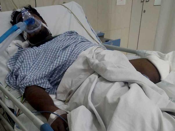 Help S Noor Mohammad Undergo Leg Surgery