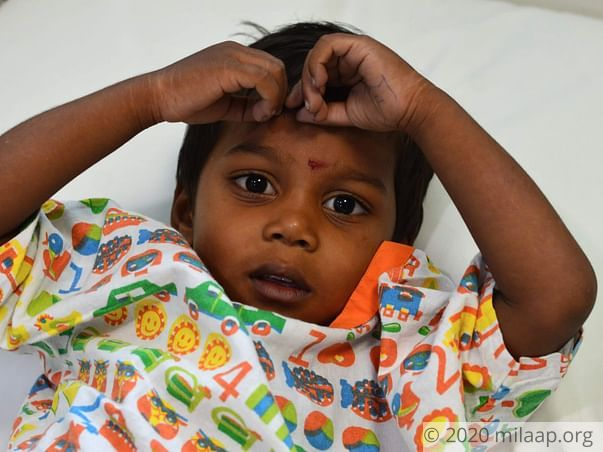 Help Deepak Undergo An Open Heart Surgery