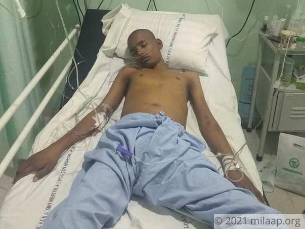 Help Loknath Fight Acute Myeloid Leukemia