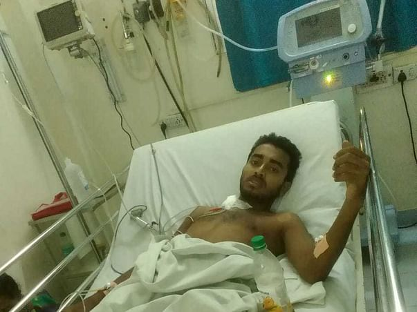 Help My Friend Bhivas Sarkar Kidney Damaged & now his father died