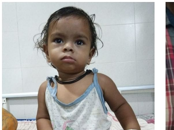 1 Year Old Deekshith Needs Your Help Fight Respiratory Disease