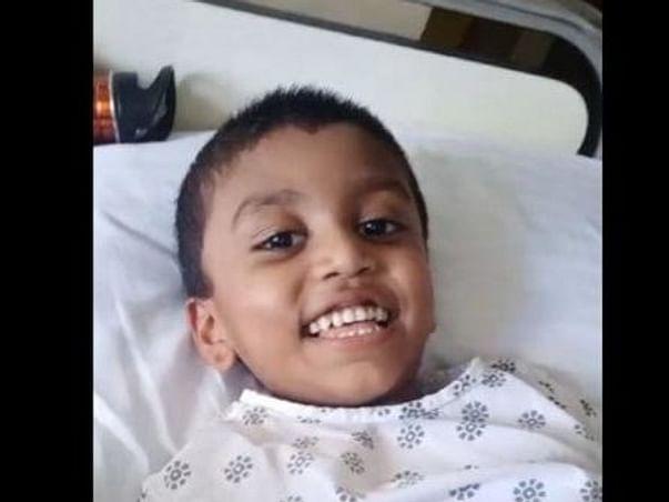 Help Prajeeth To Recovery From Leukaemia