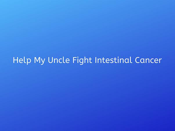 Fight Intestinal Cancer