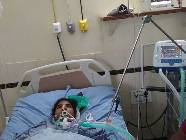 Help Jyothi To Get Treated