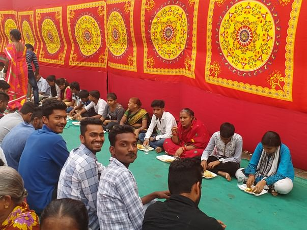 Help for Sai Baba Bhandara