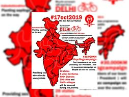 Contribute For Cycling Expedition Of 30000km To End Rape Or Fake cases
