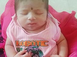 Help 10 Days Old Baby To Recover From Heart Disease