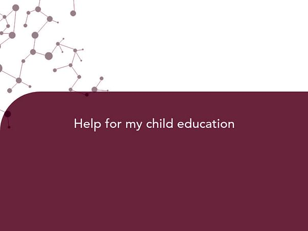 Help for my child education