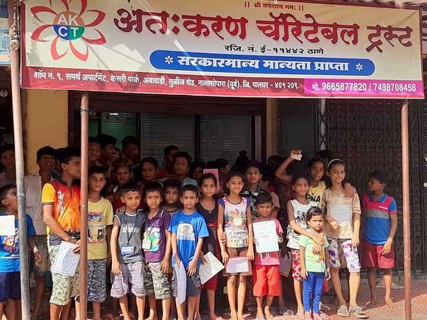 Help Street/Slum Children To Celebrate Diwali With Joy