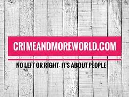 CRIME & MORE WORLD:#SupportIndependentJournalism