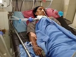 Help My Mother Zulekha Recover From Severe Brain Hemorrhage.
