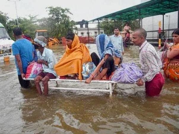 Help Raise Funds For Bihar Flood Victims