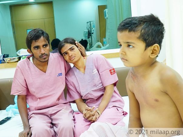 Help Abhinav Fight Non Hodgkin's Lymphoma