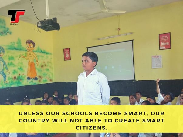 Support To Set Up Digital Class & Library In 5 Rural Gov. Schools