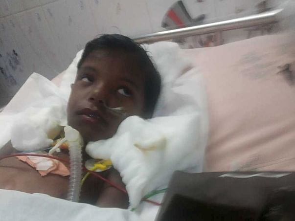 Help 8 Years Old Nawaz Fight Super Refractory Status Epilepticus