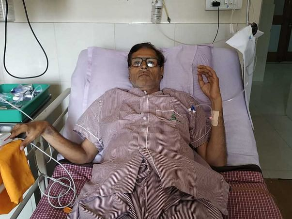 Help My Friend's Father Fight Liver Cirrhosis And Acute Kidney Failure