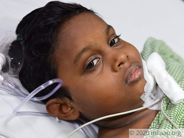 Help Akshya Fight Chronic Kidney Disease