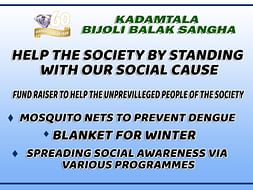 Help The Society By Stand With Our Social Cause