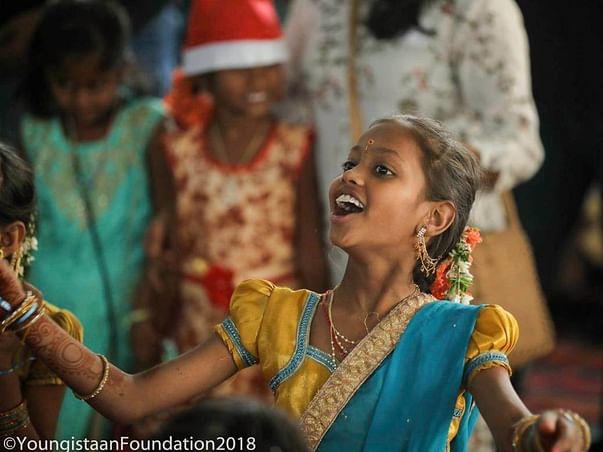 Annual Carnival For 500 Underprivileged Children