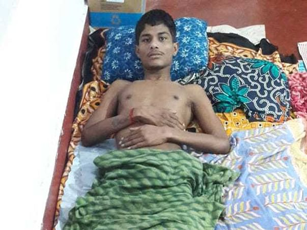 Help My Neighbour Maloy Recover From Broken Spinal Cord Broken