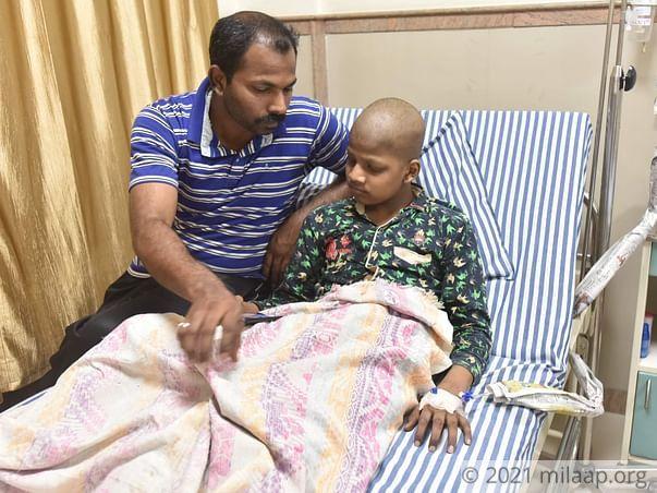 Help Prathamesh Recover From Hodgkin's Lymphoma