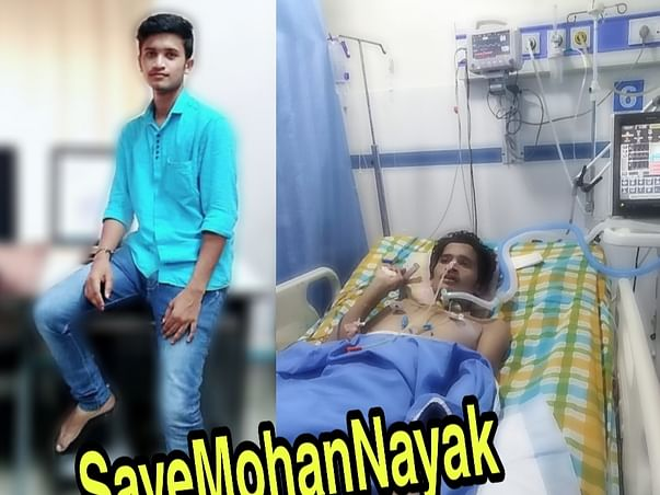 Help Mohan Recover From Guillain Barre Syndrome