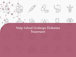 Help Irshad Undergo Diabetes Treatment