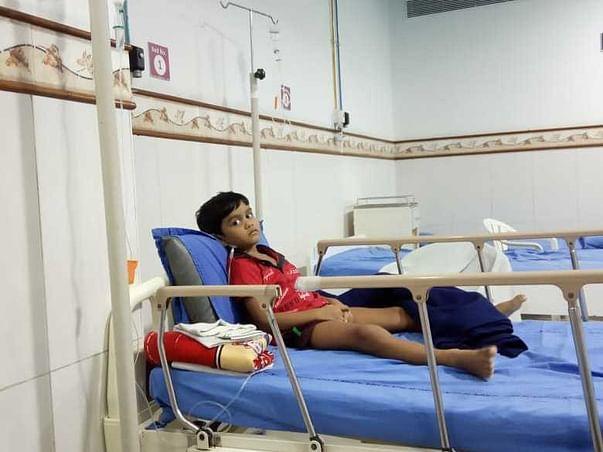 Help Me Bhargava Srinivas To Recover