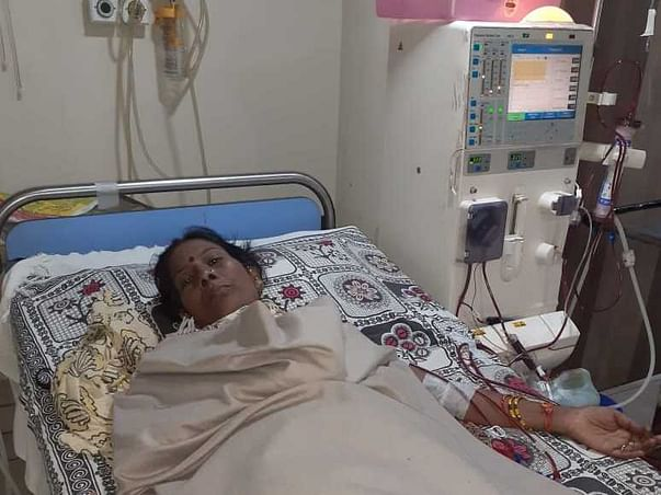 Help my mother fight Kidney dialysis