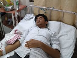 17 Year Old Rishab Dutta Needs Your Help To Fight Aplastic Anemia