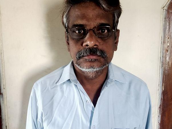 Help Srinivas Fight Kidney And Heart Problem