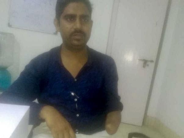 Help Rohidas Fight Disability