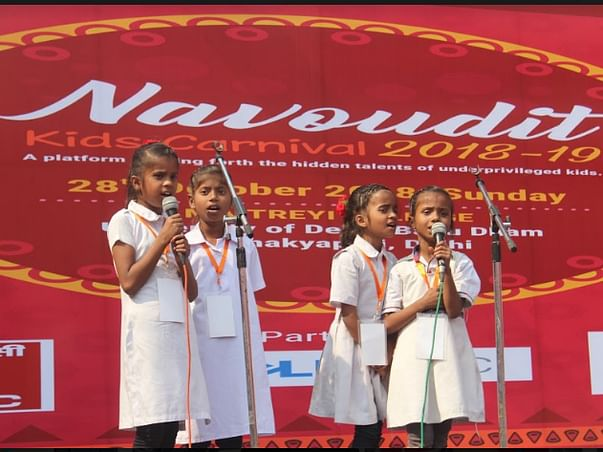 Support Youth For Seva to Conduct Navoudit (Kids-Carnival) 2019-20