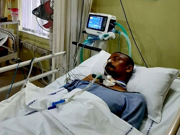 Help Surajit To Fight With Brain Hemorrhage And To Survive