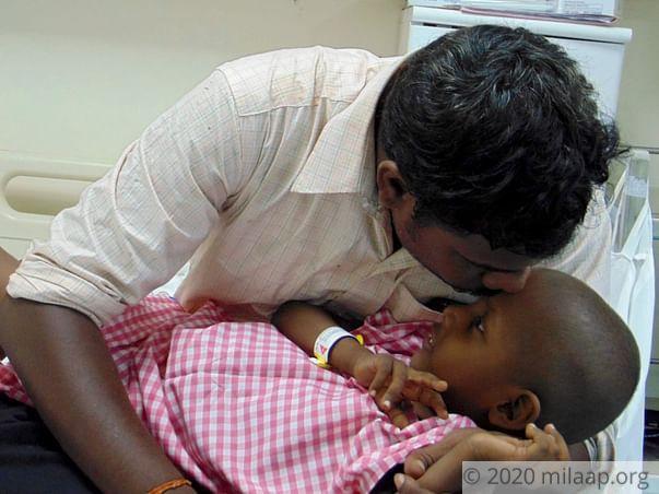 Help Bavyan Recover From High Risk Neuroblastoma