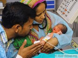 Help Ritu's Preterm Baby Recover