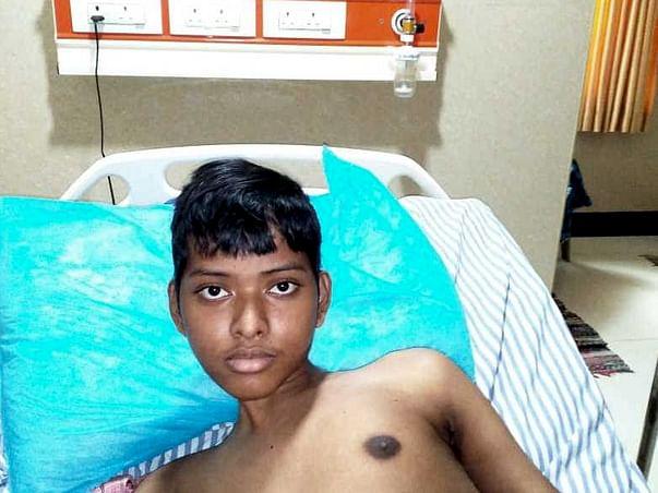 Support Mohamad Jafer Sadiq Ali Recover From Chronic Osteomyelitis
