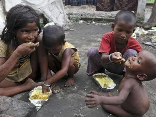 Help Us to Feed their Empty Stomachs