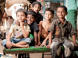 Lets give the path to life of children by enlightening their dreams