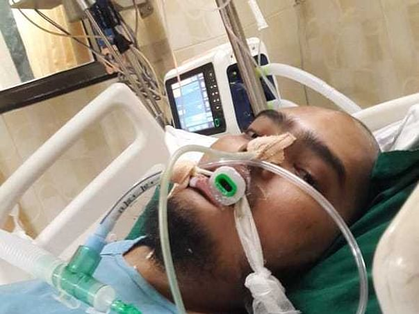 Help Saif Ali recover from Chronic seizure disorder
