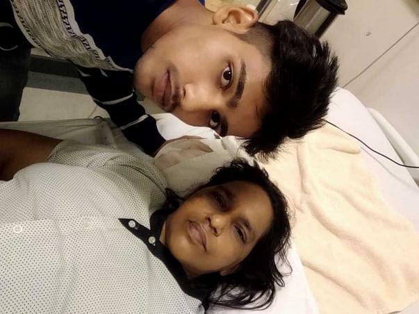 Help Lakshmi Devi Fight Bile Duct Infection