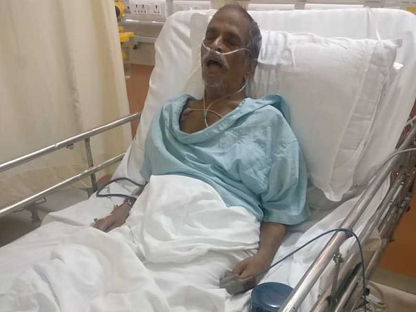 Support Venkateshwar Rao Fight/Recover From Cardiac Failure