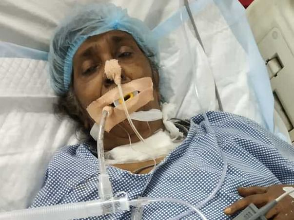 51 Years Old Needs Urgent Support In Fighting Blood Clot In Her Brain