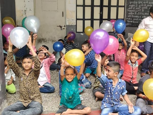 Help Orphan And Poor Children For Food And Educational Purposes