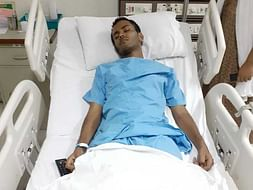 21 years old Abhijith A.M needs your help fight Liver Failure