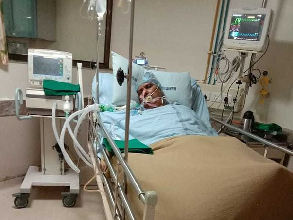 My Mother Is Struggling With Pneumonia, Help Her